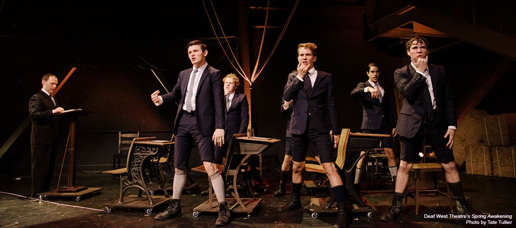 Slider 2 – Deaf West Theatre's Spring Awakening